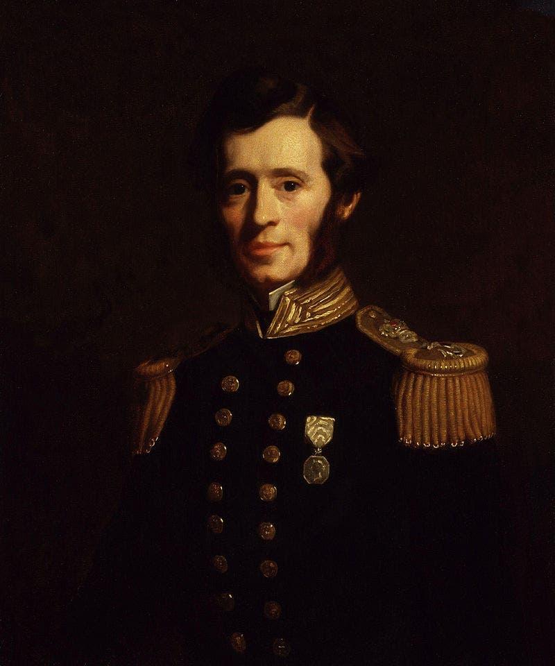 الأميرال فرانسيس ليوبولد ماكلينتوك