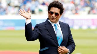 India's Sachin Tendulkar hospitalized one week after contracting COVID-19
