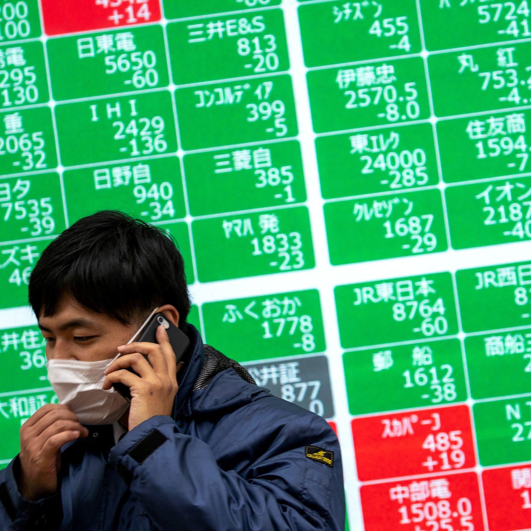 أسهم اليابانتغلق عند قمة 31 عاماً وسط تطلعاتلتعافي الاقتصاد