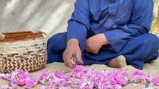 تیس سال سے گلاب کاشت کرنے والے سعودی کاشت کار سے ملیے