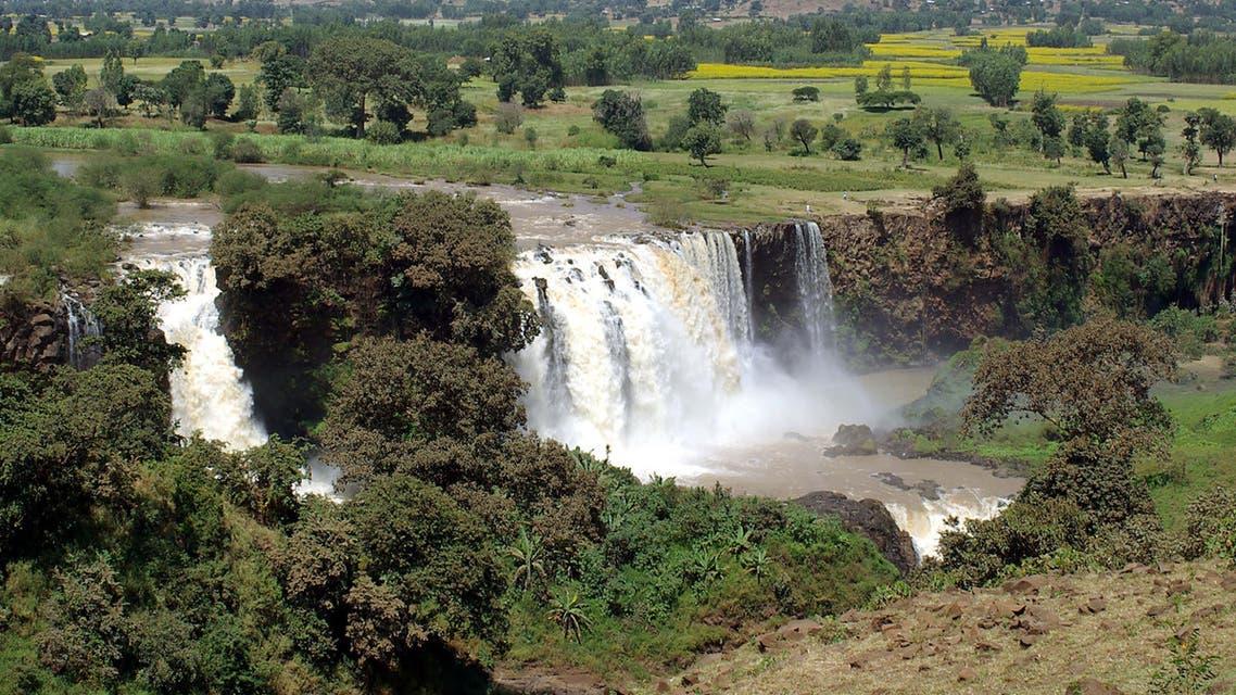 نهر النيل من الجهة الإثيوبية (istock)