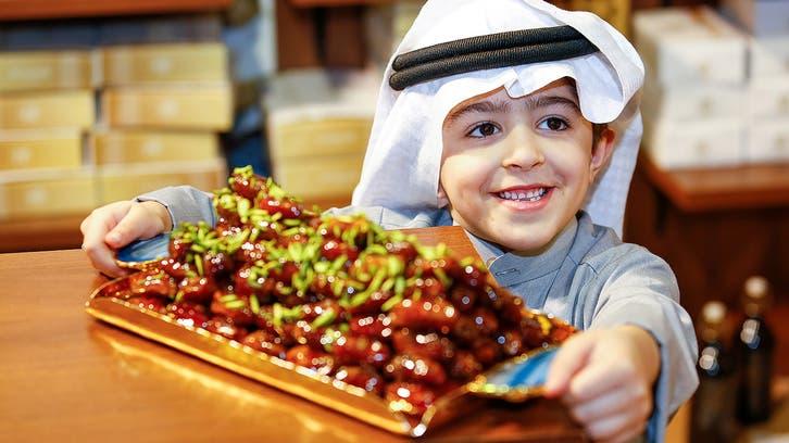سعودی عرب: رمضان کی آمد کے قریب کھجوروں کی فروخت میں اضافہ