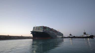 چالش تازه پیمانکار کشتی به گل نشسته در کانال سوئز