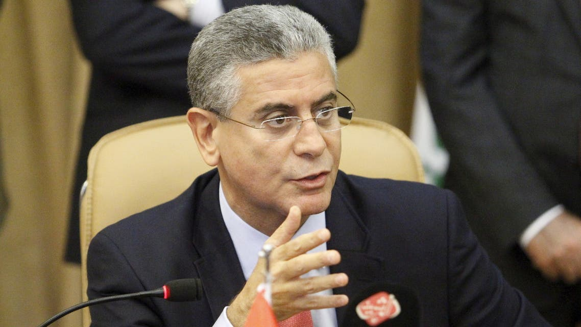 Ferid Belhaj, World Bank vice-president for the Middle East and North Africa. (File photo: Reuters)