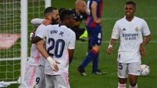 ريال مدريد يستعد لليفربول بالفوز على إيبار