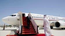 عراقی وزیراعظم سعودی عرب کے بعد سرکاری دورے پر امارات پہنچ گئے