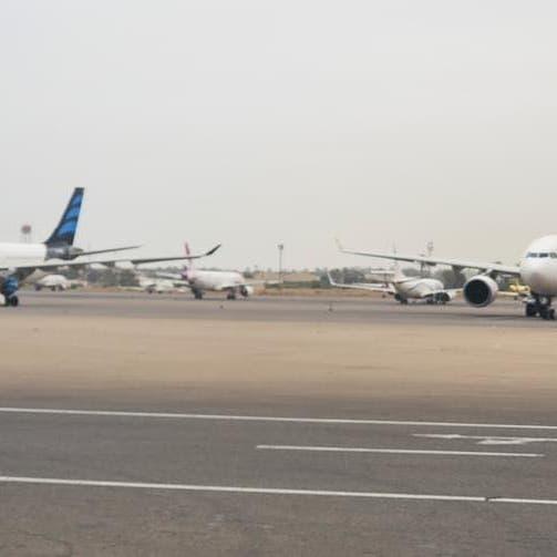 شلل في مطارات ليبيا بسبب إضراب عمّالي