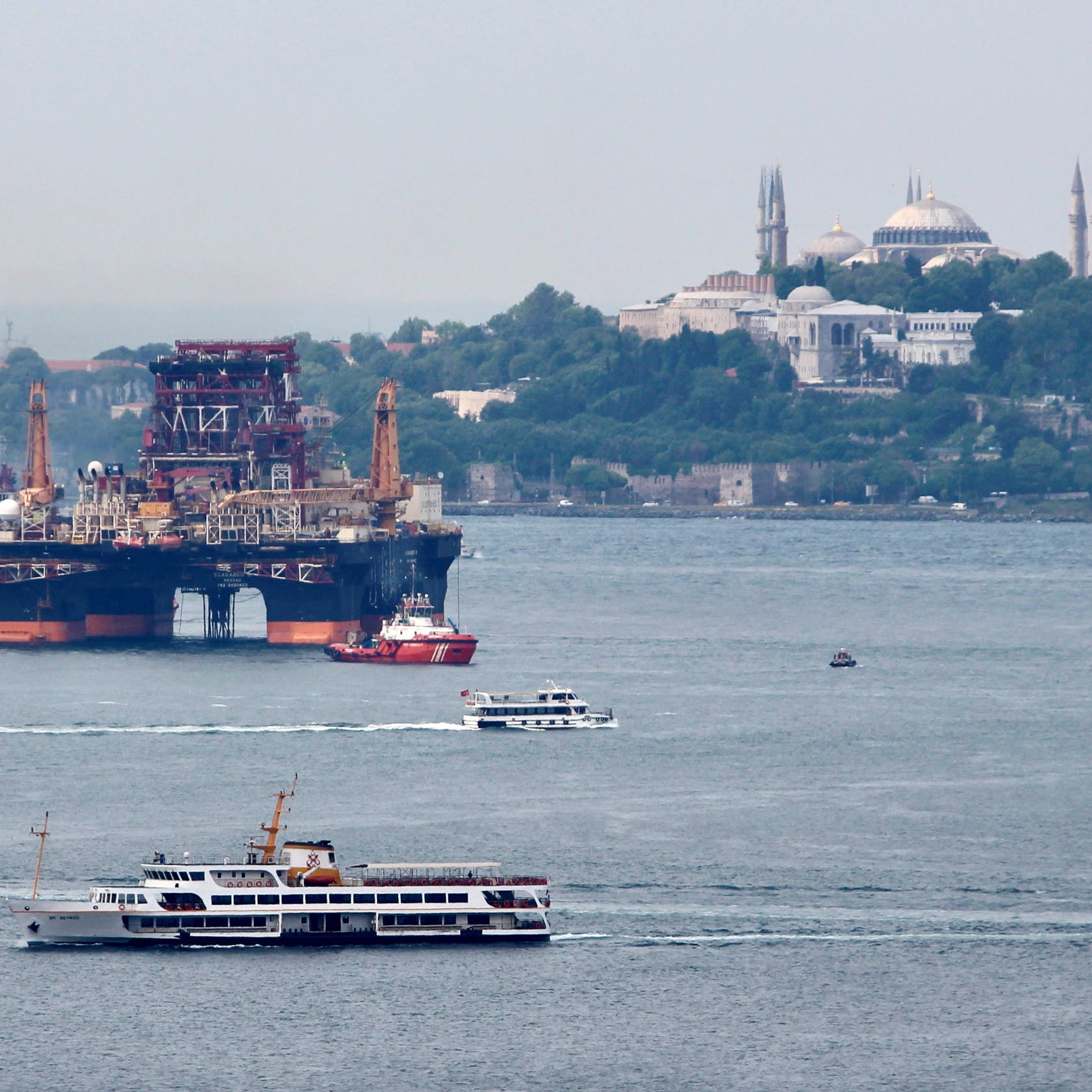 """أنقرة: بيان ضباط البحرية المتقاعدين """"انقلاب"""""""
