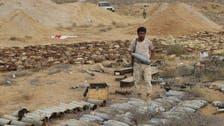 حوثیوں کی بارودی سرنگوں کی بدولت تین ماہ میں 51 یمنی شہری جاں بحق اور زخمی
