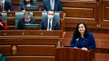 Kosovo parliament elects law professor Vjosa Osmani as president