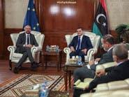 دعم أوروبي للدبيبة.. شارل ميشال يزور ليبيا