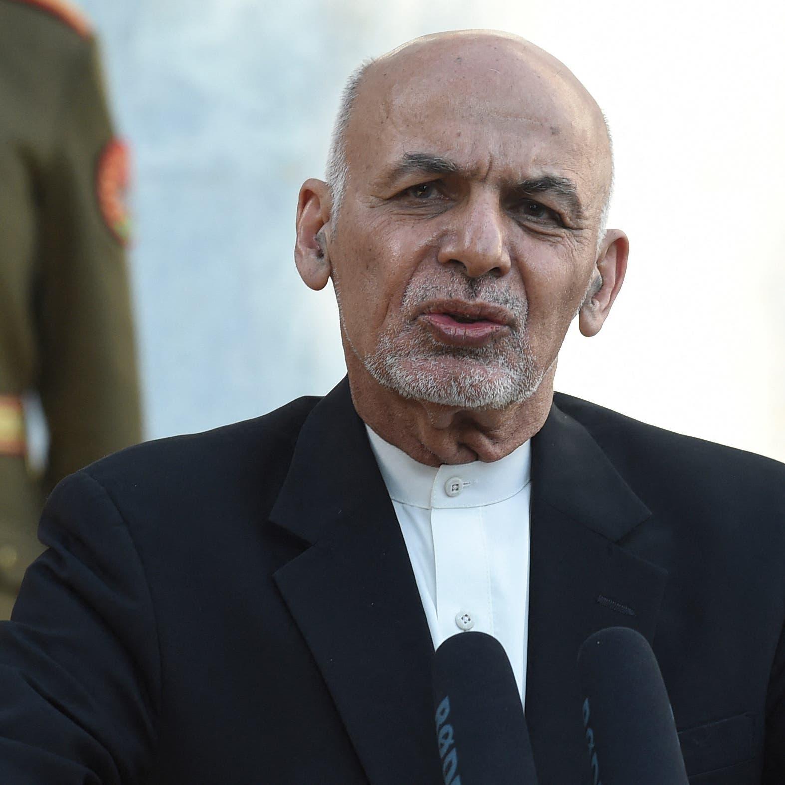 خطة لحماية كابل.. وغني: سنحتفل قريباً بهزيمة طالبان