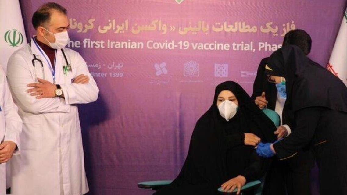 هاشمی: فرایند واکسیناسیون در ایران تاکنون به یکدرصد هم نرسیده است ایران با روند کنونی باید بیش از 10سال منتظر بماند تا 75درصد از جمعیتاش واکسینه شوند