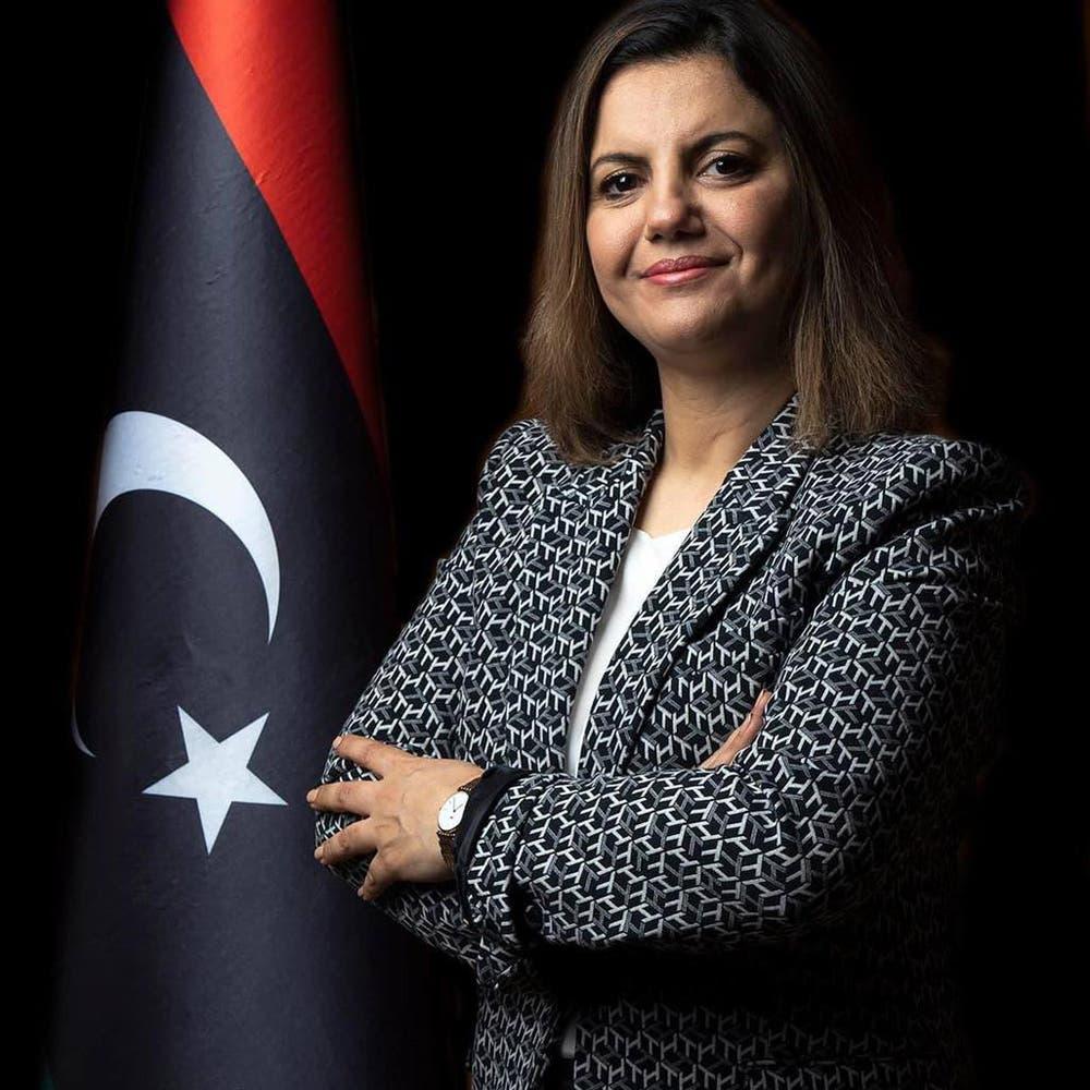 وزيرة خارجية ليبيا: نريد انتخابات دون ضغط سلاح المرتزقة