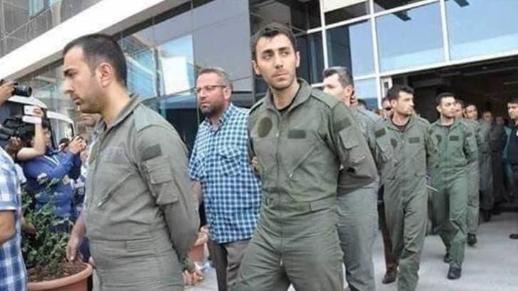 14طيارا متدربا في تركيا.. هذه قصتهم من مقصورة F16 للسجن مدى الحياة