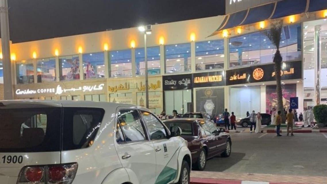 Saudi Arabia: Damna-based Marina Mall Cell for Violation of Corona SOPs
