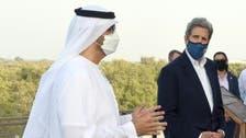 الإمارات وأميركا تلتزمان بالتعاون بمواجهة تحديات تغير المناخ