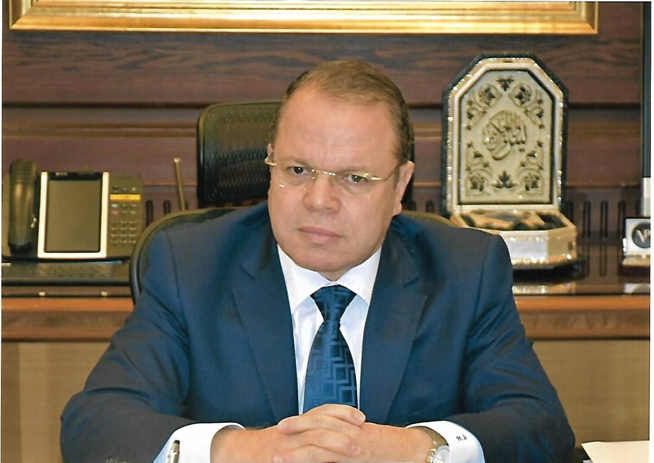 Counselor Hamada El-Sawy, the Egyptian Attorney General