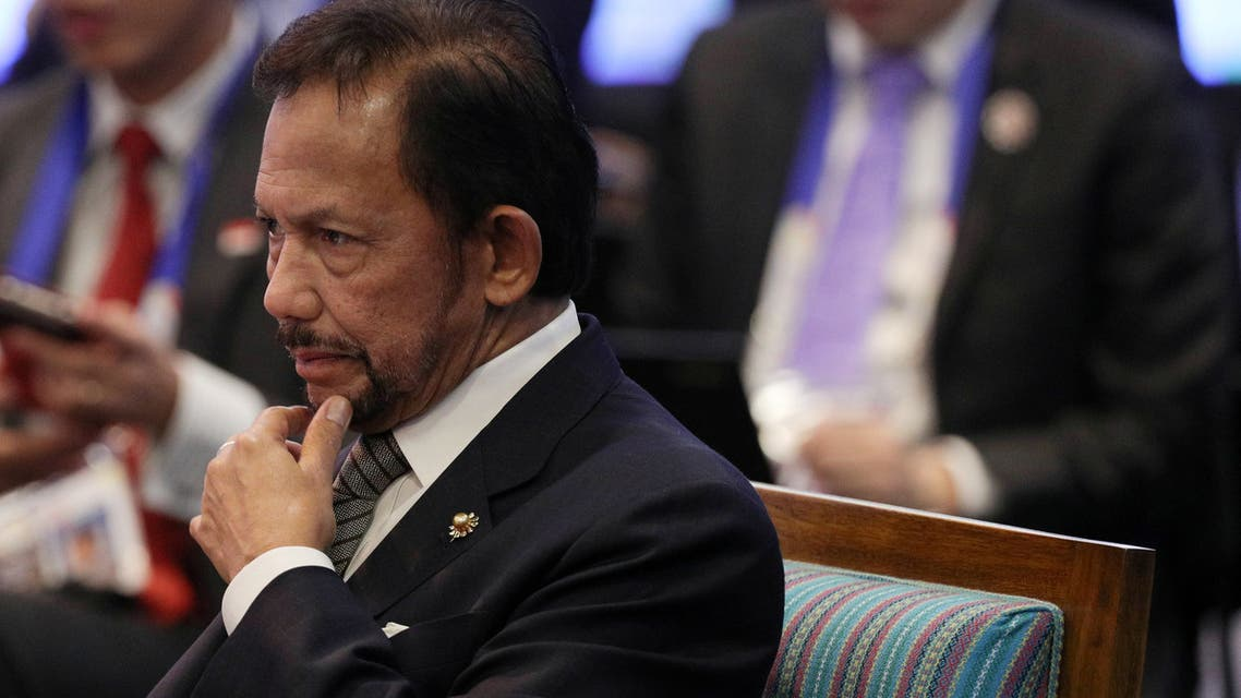 FILE PHOTO: Brunei's Sultan Hassanal Bolkiah attends the opening session of the 31st ASEAN Summit in Manila, Philippines, November 13, 2017. (File photo: Reuters)