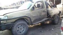 دستکم یک کشته و 4 زخمی در انفجار خودروی ارتش در کابل