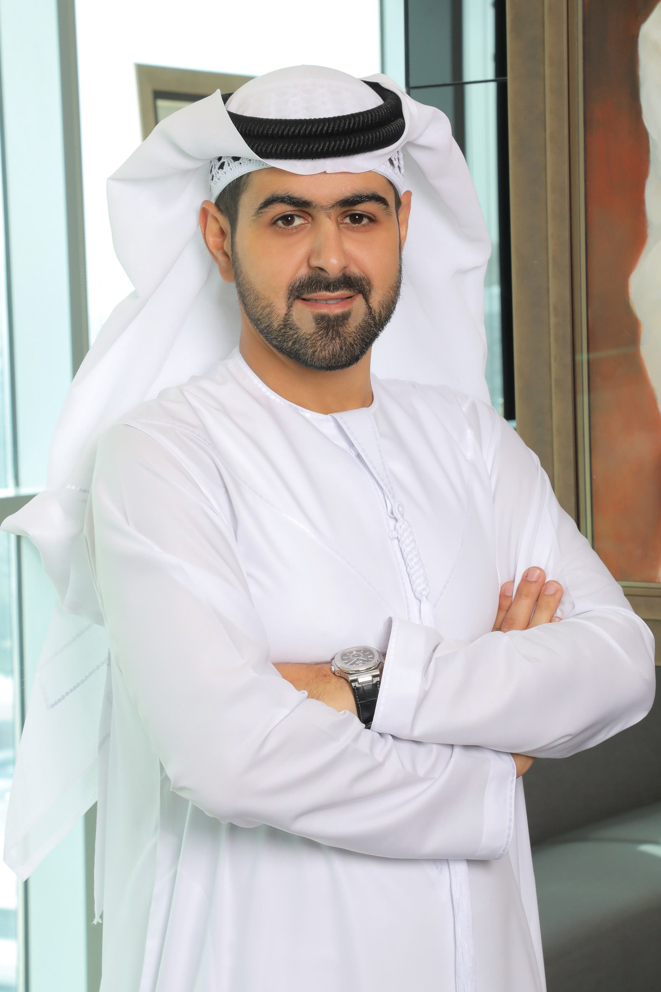 GMG Deputy Chairman and CEO Mohammad A. Baker (Supplied)