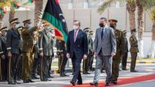 سفر اولین نخست وزیر یک کشور اروپایی به لیبی
