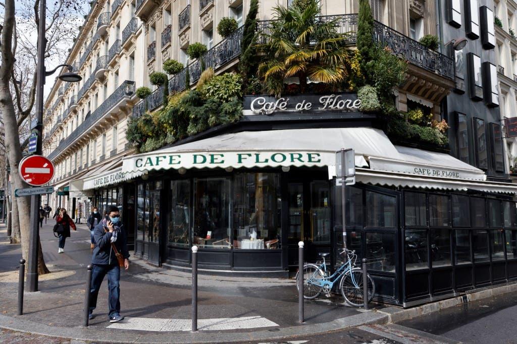 من وسط باريس