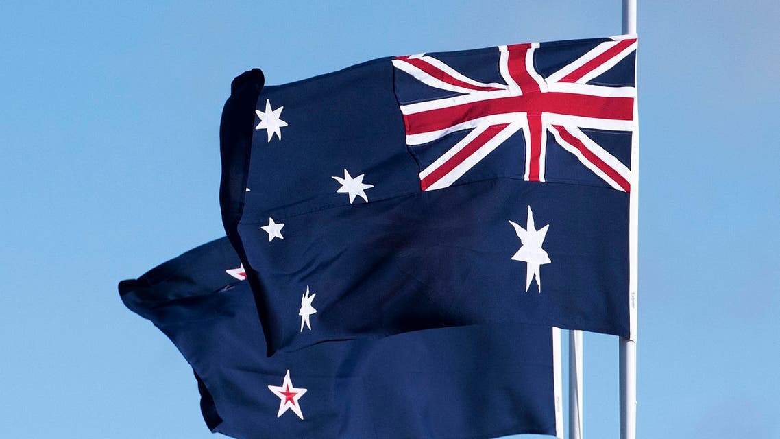 The Australian (R) and New Zealand flags (File photo: AFP)
