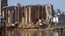 Grain silos at Lebanon's Beirut Port must be demolished to avoid collapse: Experts