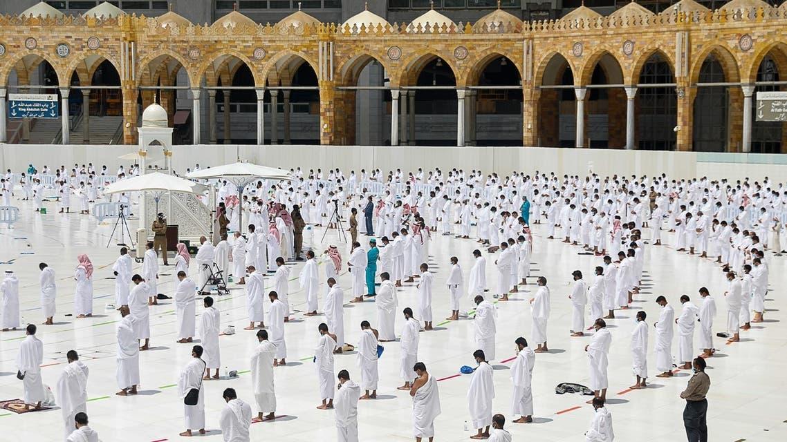الحرم المكي - مكة