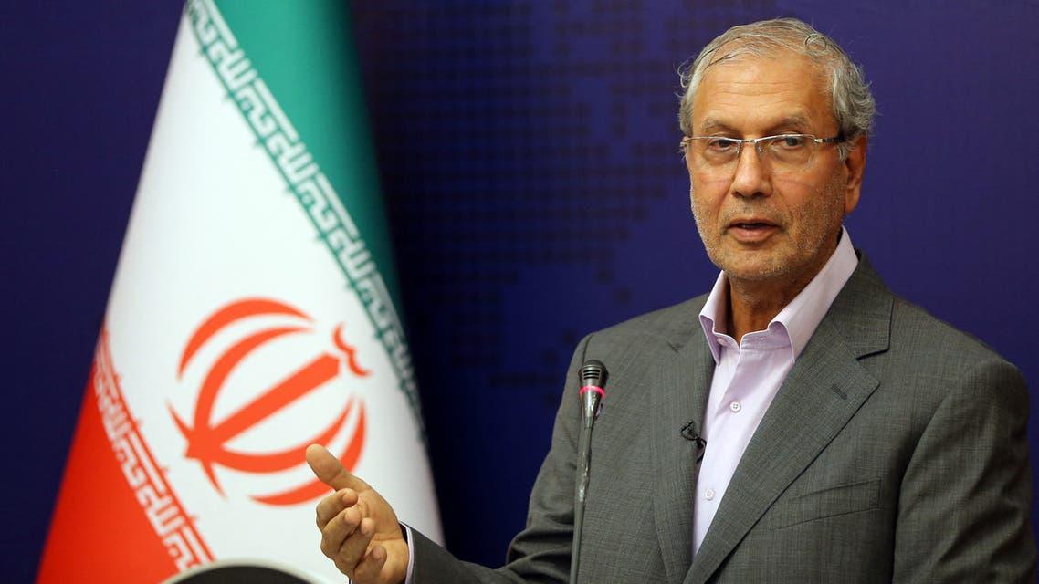 المتحدث باسم الحكومة  الإيرانية علي ربيعي(أرشيفية- فرانس برس)