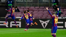 """هدف ديمبيلي """"القاتل"""" يمنح برشلونة نقاط بلد الوليد"""