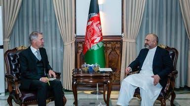 اتحادیه اروپا از ادامه حمایت خود از صلح افغانستان اطمینان داد