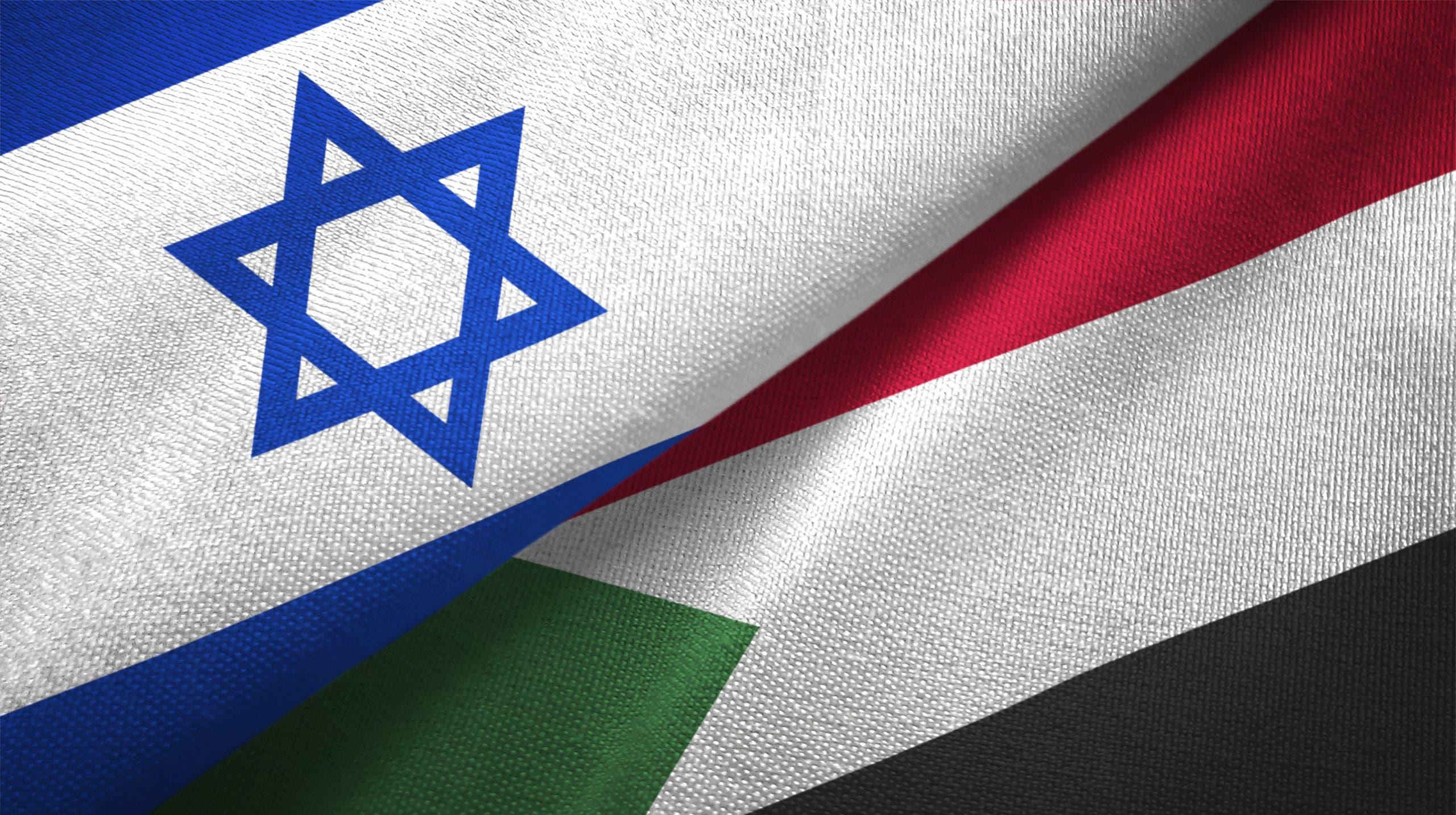 علما السودان وإسرائيل - آيستوك