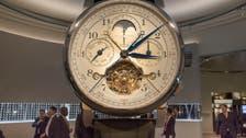 Geneva international watch expo goes online before shifting to Shanghai
