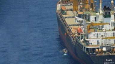 مقام آمریکایی: اسرائیل درباره حمله به کشتی ایرانی به واشنیگتن اطلاع داده بود
