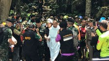 Divers rescue Thai Buddhist monk trapped in flooded cave for four days