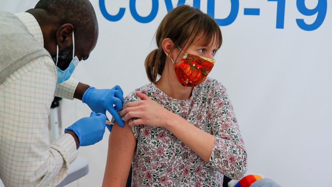 تطعيم ضد كورونا في بريطانيا