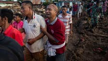 Indonesia landslides death toll mounts to 126, dozens still missing