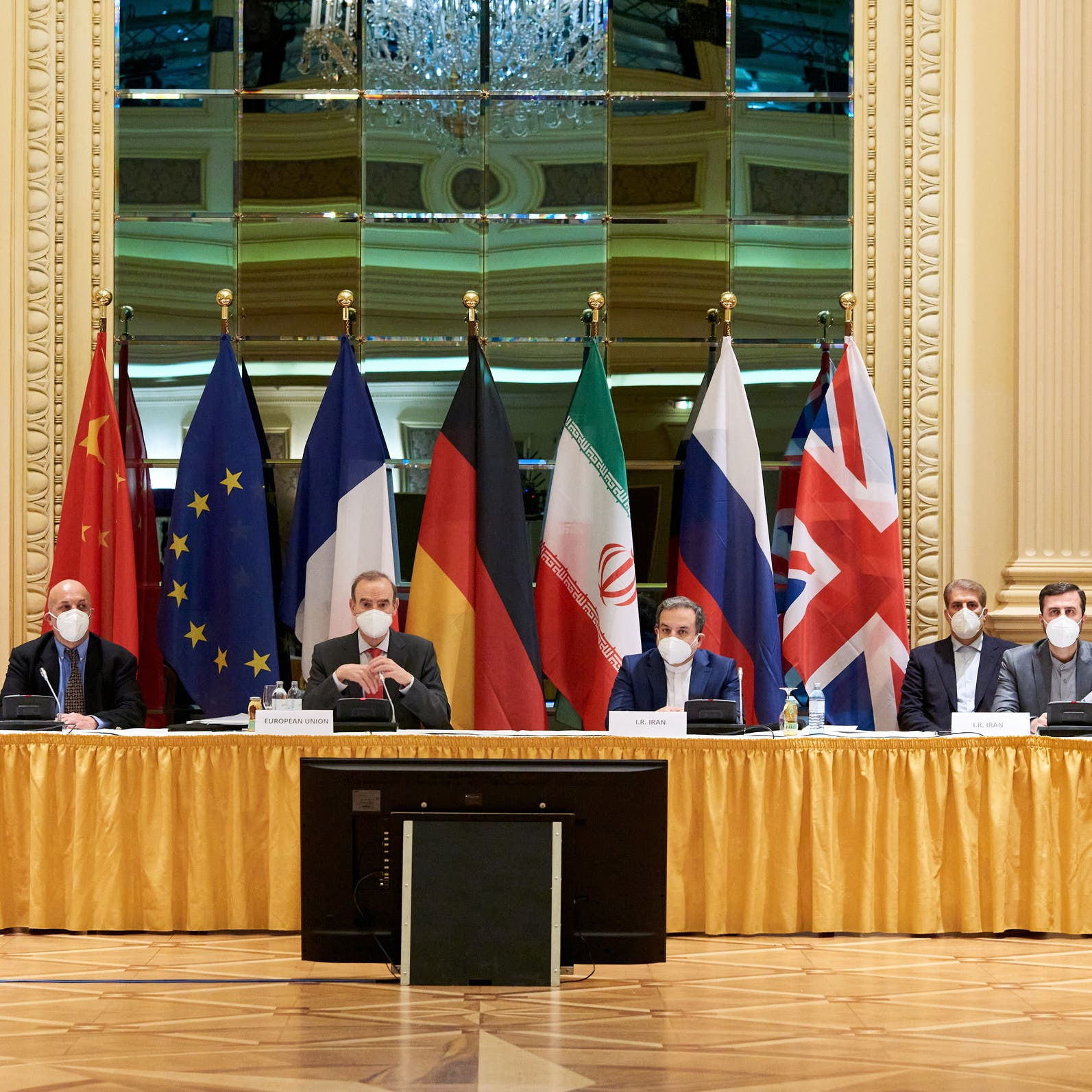 تأجيل اجتماع فيينا حولالاتفاق النووي الإيراني إلى الخميس