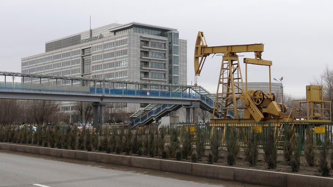 نفط كازاخستان