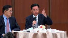 Taiwan foreign minister says will fight 'to the very last day' if China attacks