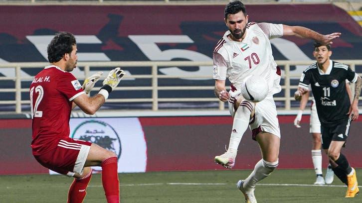 خربين يقود الوحدة الإماراتي إلى مجموعات دوري الأبطال