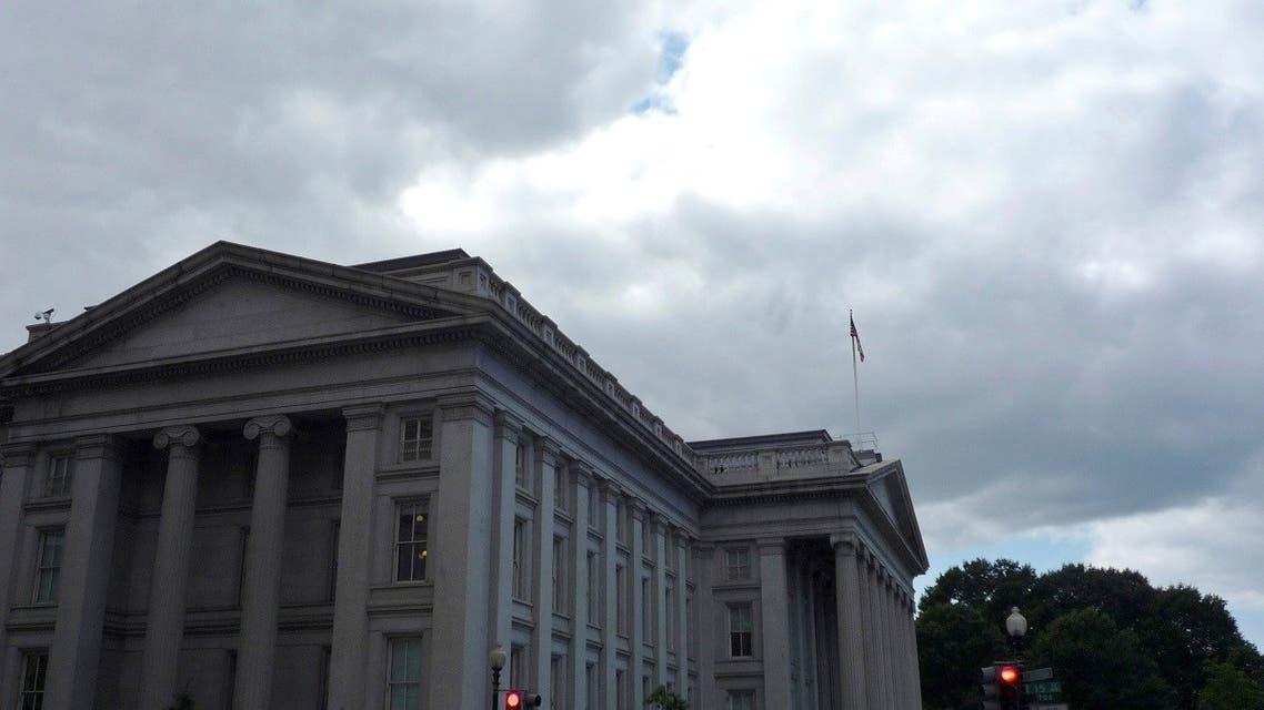 US Treasury building is seen in Washington. (File Photo: Reuters)