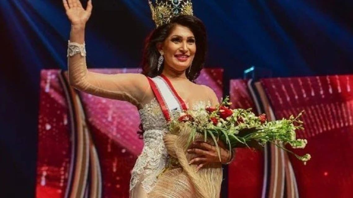 Mrs. Sri Lanka was crowned and withdrawn, video of the controversy goes viral