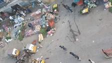 انفجار در ننگرهار دو کشته و 18 زخمی برجای گذاشت