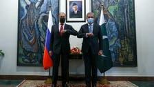 افغانستان میں امن کی تلاش  کے لیے پاکستانی اور روسی وزرائے خارجہ کی ملاقات