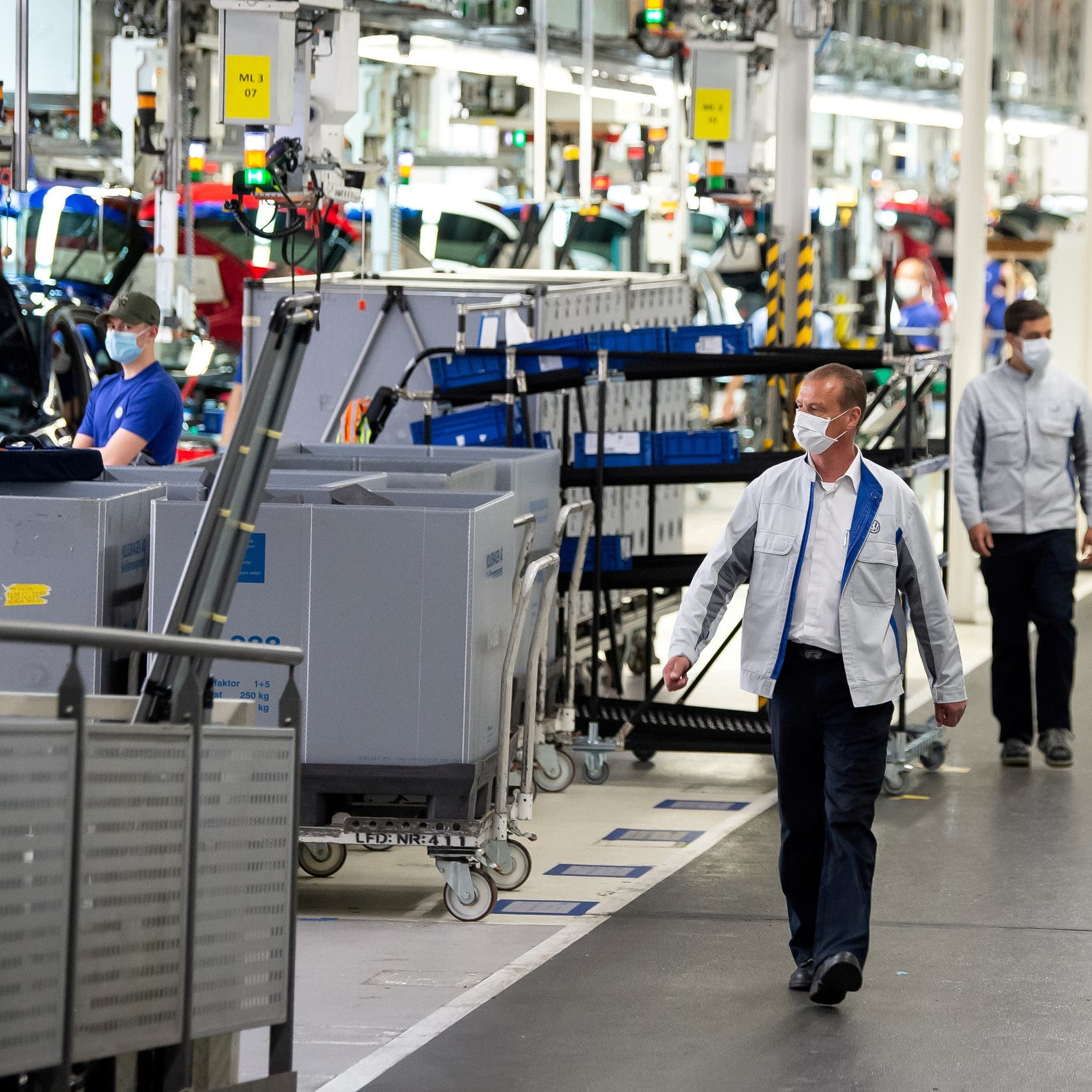 الجائحة تعصف بأكبر اقتصاد في أوروبا.. عجز ألماني الأعلى في 30 عاماً