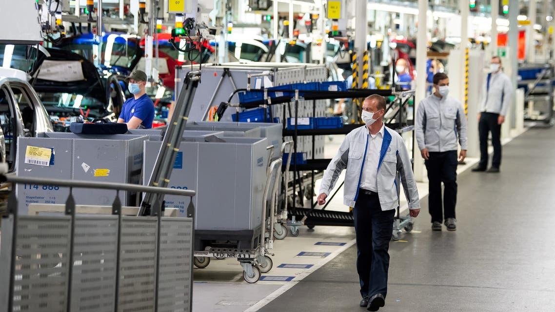 اقتصاد ألمانيا صناعة السيارات