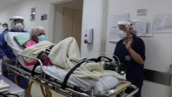 Video: Hospital staff applaud 104-year-old Colombian who beat COVID for second time